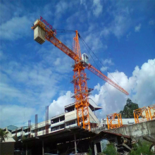 China best construction machines of tower crane lifting capacity