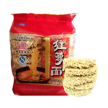 800g Chinese vegetarian instant buckwheat carrot noodles for wholesale