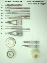 Manufacturer Bookbinding Parts Pioneer from Hong Kong Precision Quality SINCE 1962 Aster Thread Separator 72069