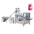 Automatic Chilli Powder filler doypack packing machine