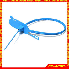 Security Plastic Strap Seals for Container, Election Boxes, Ballot Boxes DP-420FY