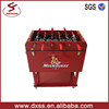 65qt Cans holder with straps ice cooler box