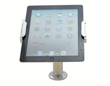 ipad display case with lock theft-proof display stand for tablet