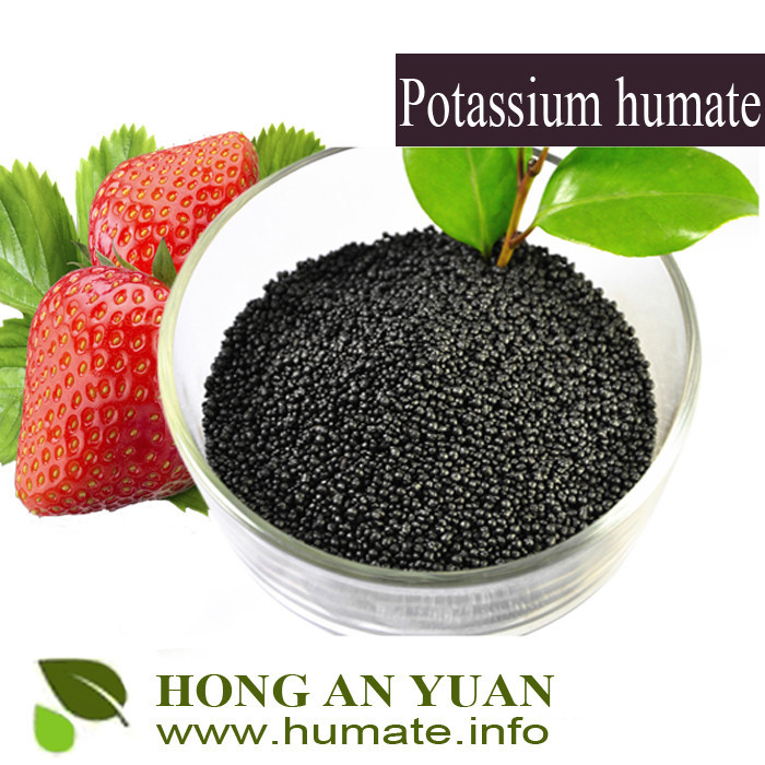 Humic Organic Fertilizer and Quick Release Type fertilizer high in potassium