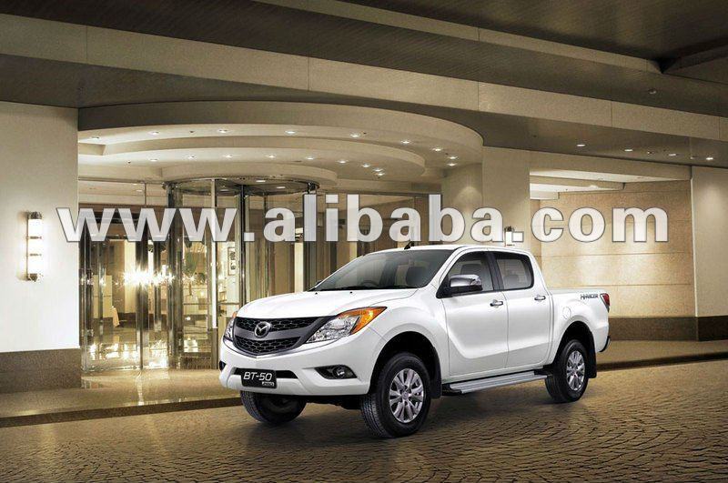 4x4 Mazda BT50 pick up - 2500cc