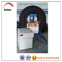 Low cost OTR servicing machine with lifting device