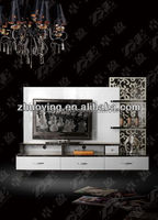 LCD TV WALL UNIT DESIGN LED TV WALL UNIT FURNITURE