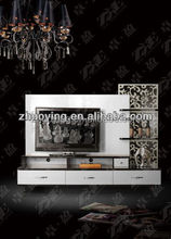 LCD TV WALL UNIT DESIGN LED TV WALL UNIT <strong>FURNITURE</strong>