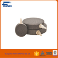 aquarium gray round air stone, oxygen air stone