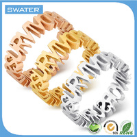 Best Selling Items Letter J Ring