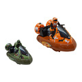 New 2 players battle rc bumper cars for sale