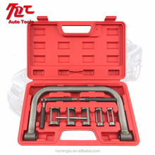 10pcs 5 Size Valve Spring Compressor Removal Tool Kit for Auto & Motorcycle