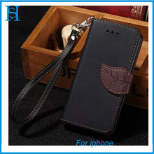 Luxury Leather Card Flip Wallet Case Stand Cover Pouch For iPhone 5 5C 5S