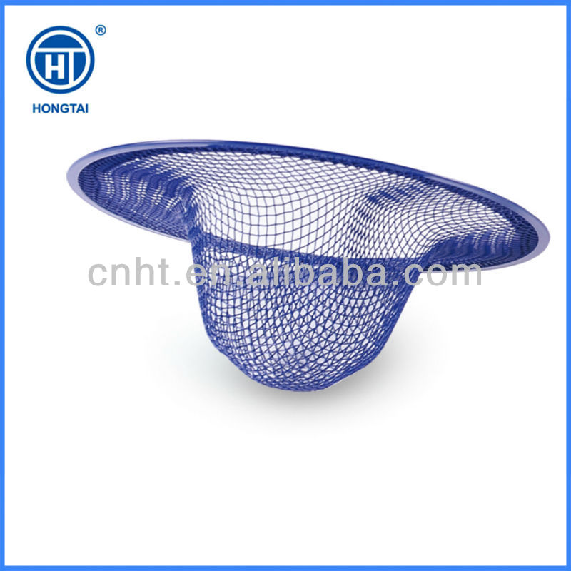 Mesh Quality New Sink Strainer Blocker Bath Stop Stainless Steel For Plug Holes