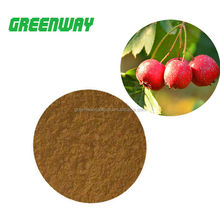 hawthorn extract vitexin 2% 10% hawthorn berry leaf extract treat arrhythmias