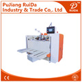 [RD-BDJ2700A]Semi automatic single piece corrugated carton box stitching machine