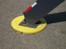 OEM Lightweight and long-lasting crane outrigger pad easy to handle