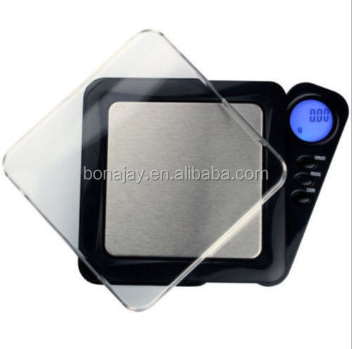 Hot selling digital pocket weighing scale 0.1 - 1000g