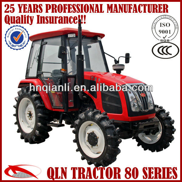 Farm Machinery 80HP Medium Size Tractor