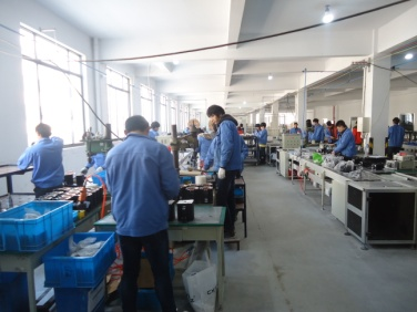 Product assembling (For servo motor)