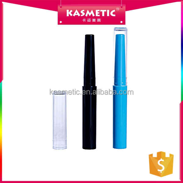 Revolve type colorful empty eye shadow pen concealer pens tube KZMD LB-1391