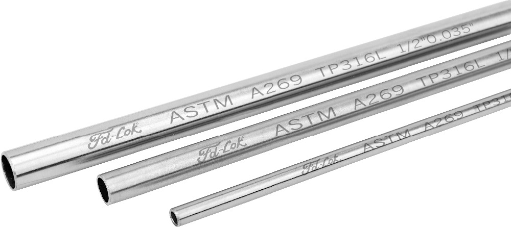 Stainless Steel Hydraulic Instrument Seamless Tubing