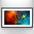 Abstract Design Picture Painting Stretched Canvas Painting Wall Decor Painting Art