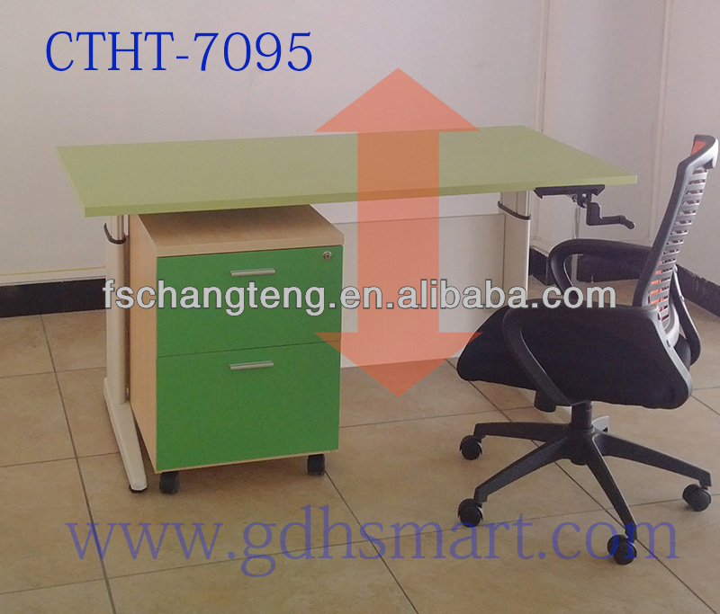 Le Cannet height adjustable manager desk&Castres office staff health care sit-stand desk&Massy sit or stand desk high moving