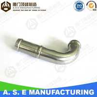 ODM service for heater pipe bending motorcycle accessory