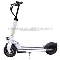 "New product folding personal transporter electric mobility scooter with 10"" tubeless tire"