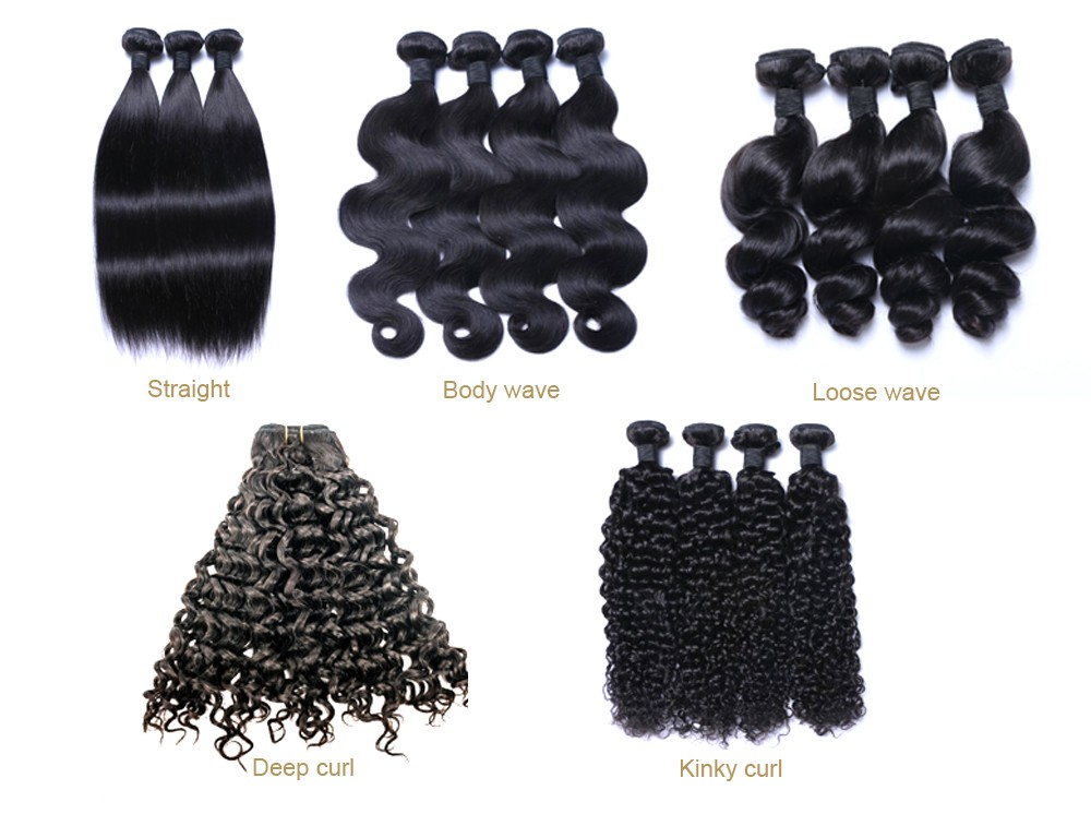 100% virgin malaysian hair, virgin remy hair vendor from china