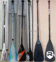 high strength, corrosion resistance & lightweight material carbon fiber paddle oar