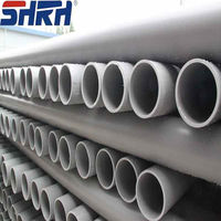 Light weight upvc pipe for water supply