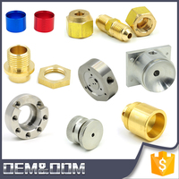 Different Type Machine Parts Accessories Aluminum Brass Stainless Steel Pipe Fitting Tools Fitting Pipe