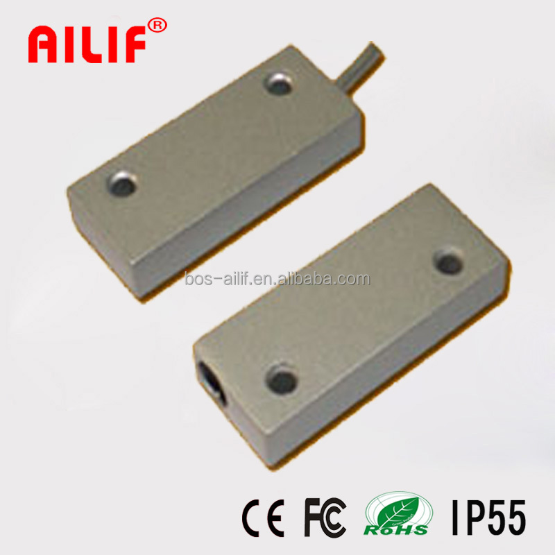 High Quality Wired Magnetic Reed Switch Price For Door Alarm ALF-MC19