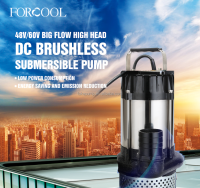 Automatic DC Submersible Solar Water Pump