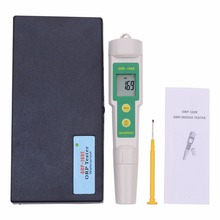 2017 China supplier handheld orp calibration solution cheap electrodes waterproof water orp meter