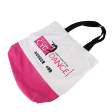 Selling Foldable Attractive Pvc Coated Cotton Bag