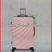 Travel 3pcs Abs Pc Luggage Sets
