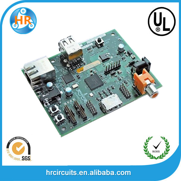 Display PCB Board Layout