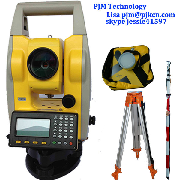 2016 CHEAPEST DIGITAL TYPE CHINA MADE DE2A W/ LASER THEODOLITE PRICES