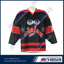 Cheap Custom Icy Hockey Jersey For Training,Team,Club,League