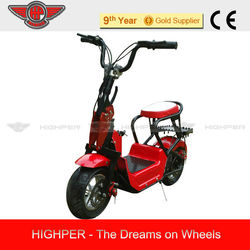 Cheap Electric Gas Motorcycle For Sale
