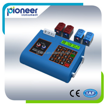 Clamp on Portable Ultrasonic Flowmeter