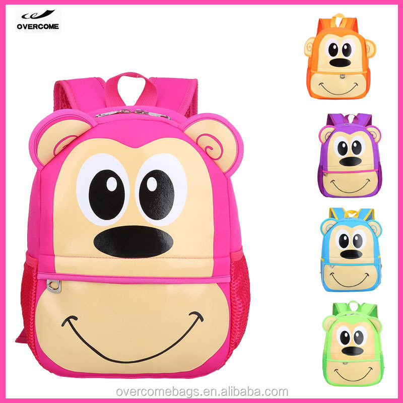 Kids sleeping bag cartoon funny bag