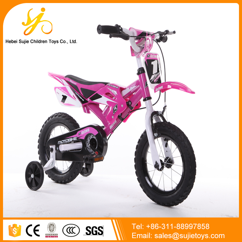 factory wholesale kids motorcycle bike / used kids bicycle for children