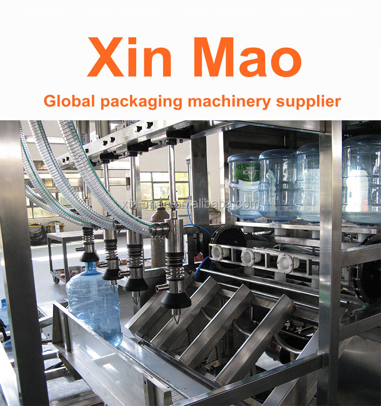 German quality water filling machine, drum water filling production line beverage filling line/production line