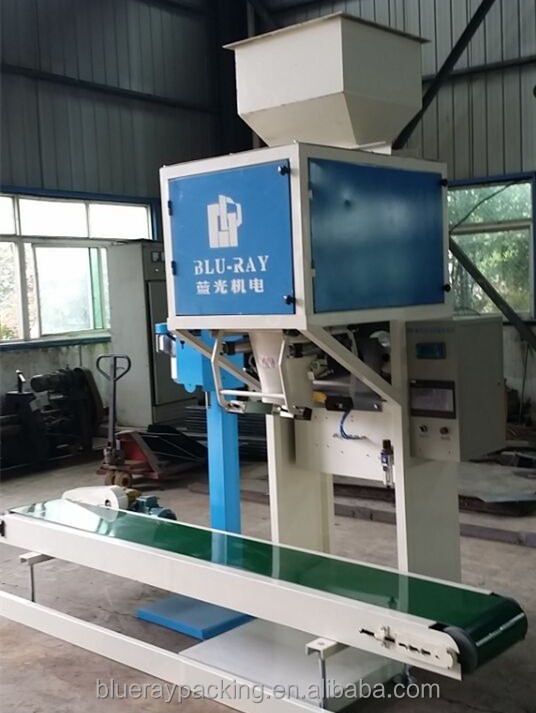 2014 Alibaba New style high quality resin /plastic /grain granule packing machine