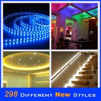 Outdoor waterproof led hard strip led colour changing strip lights