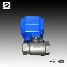 2 way motorized valve, safety ball valve 3v 6v 12v 24v 110v 220v for washing machine toilet
